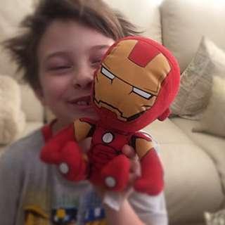 Iron Man Plushie