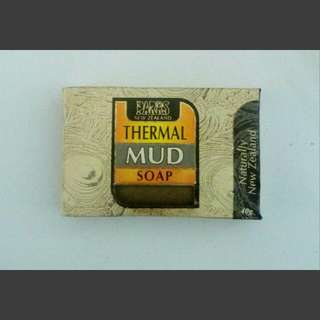 New Thermal Mud Soap Great For Acne/Pimple/Oil Prone Skin In Males & Females