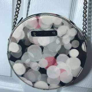 white black kate spade crossbody bag