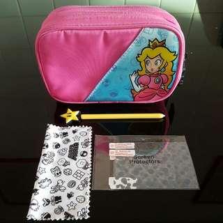 Princess Peach Nintendo 3DS XL Case (pink)