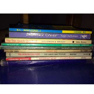 PRELOVED MIDDLE SCHOOL STORIES