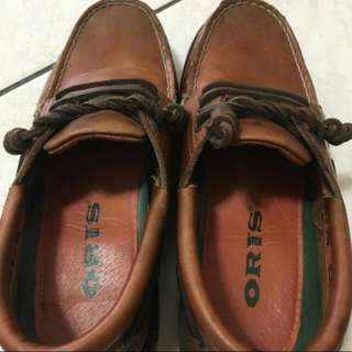 Oris女鞋23.5/37 帆船鞋