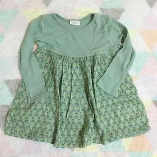 NEXT Green Dress