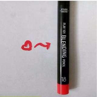 Etude House - Play 101 Blending Pencil #18