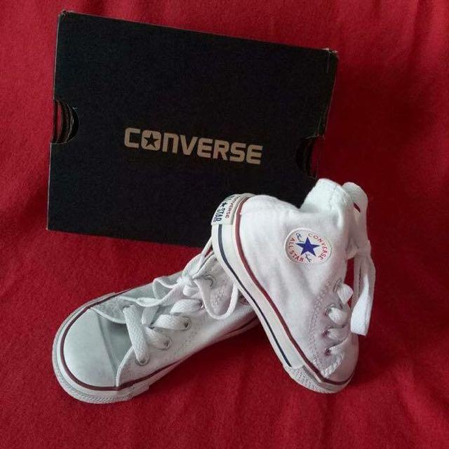 100% Original Classic Converse