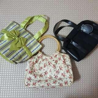 超值~二手小型手提包