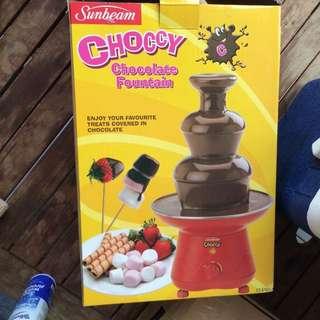 Sunbeam Chocolate Fountain