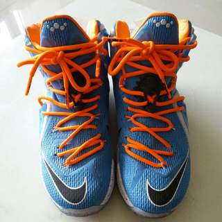 NIKE -  LEBRON -ELITE SERIES (US 7)