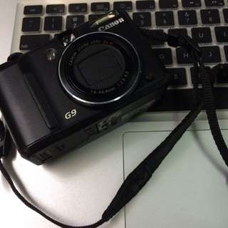 Kamera Canon G9 Bekas