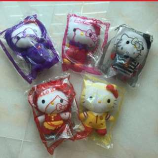 Hello Kitty - McDonald's Soft Toy