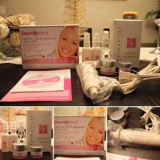 DermaWand Advance Radio High Frequency Beauty Treatment
