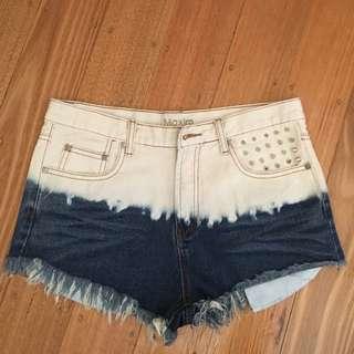 Maxim Denim Shorts
