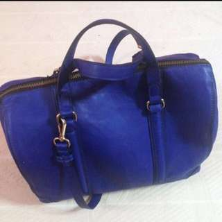 REPRICE!! ZARA BASIC SPEEDY BAG