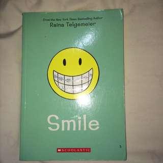Smile (Raina Telgemeier)