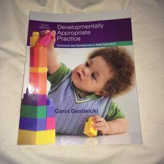 Developmentally Appropriate Practice (Sixth Edition)