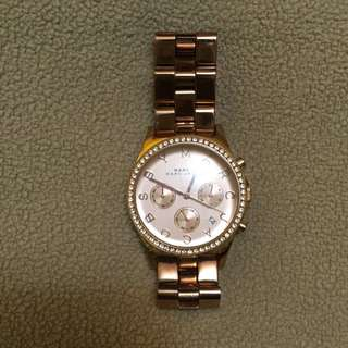 Marc Jacobs Watch (Rose Gold)