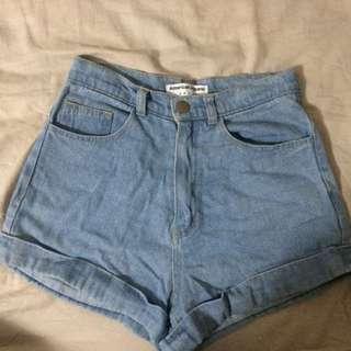 American Apparel 短褲(待匯)