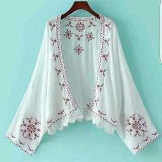 Zara Gypsy Outerwear (BN)