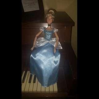 Large Singing Cinderella Doll
