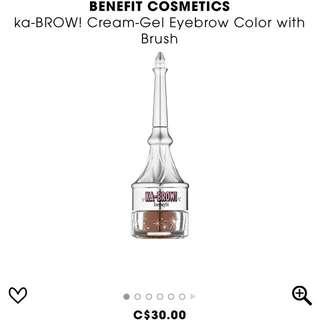 Benefit Ka-brow!
