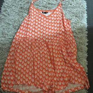 Playsuit Size 16 Women's