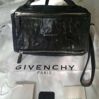 2nd! Givenchy mini pandora black pepe 2016