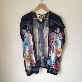 Sportsgirl 'Floral Vest Top'