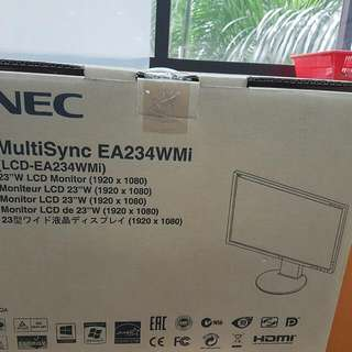Brand New Multisync Ea234wmi