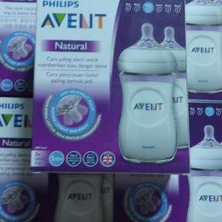 Brand new Avent Naturals, 9 oz. (Repriced)