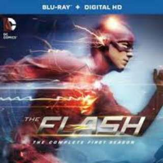 Brand New and Sealed The Flash The complete first season blu-ray region A