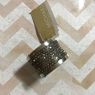 Michael Kors- Brilliance Ring-Reduced
