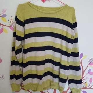 Knit Blaster Sweater