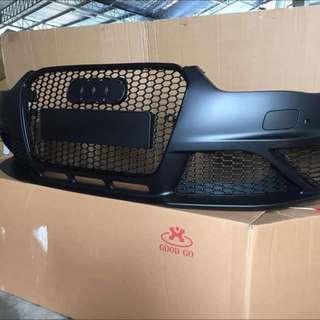 Audi A4 RS4 Front Bumper