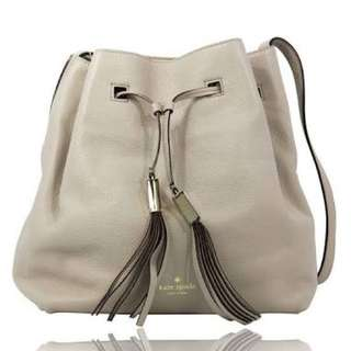 Genuine Kate Spade Bucket Bag