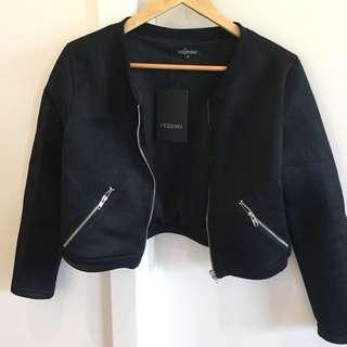 Mossman Cropped Jacket
