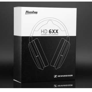 Massdrop HD6XX (Sennheiser HD650)