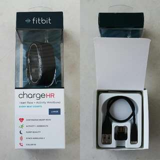 [SALE] Fitbit Charge HR