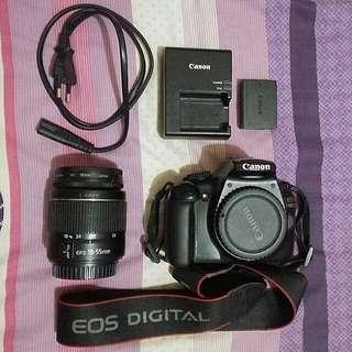 DSLR Canon 1100D