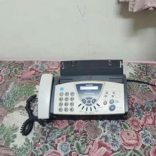 🚚 電話傳真機