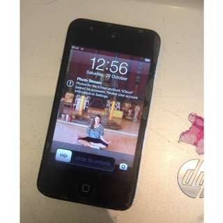 Ipod touch 3/4th generation