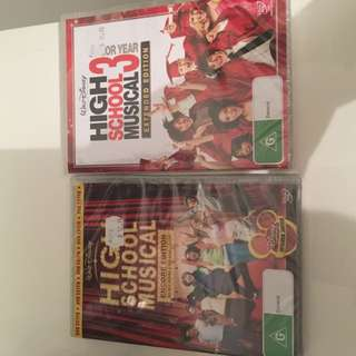 Two HSM DVD's
