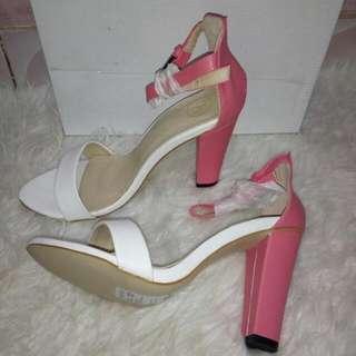 LZD heel pink