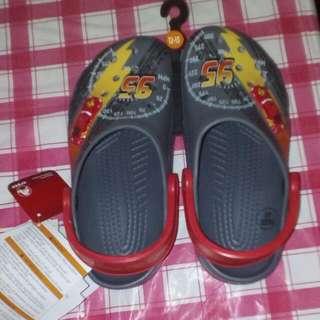 95d76114bf796e Bn Croc Lightning McQueen Sandal(authentic) biggest discount ca28b 5ccf0 ...