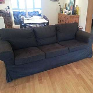 Ektorp 3 Seater Sofa
