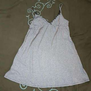 STEVE MADDEN GRAY NIGHTIES