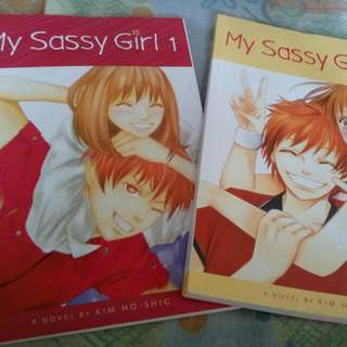 My Sassy Girl 1&2 (bundle)