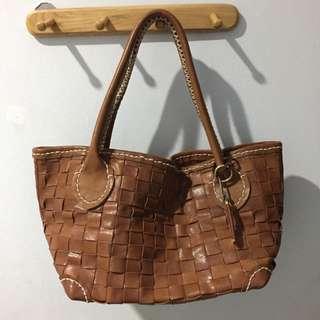 SHAFIRA LEATHER BAG