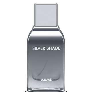 Silver Shade by AJMAL 100ml Eau De Parfum (Brand New In Box)