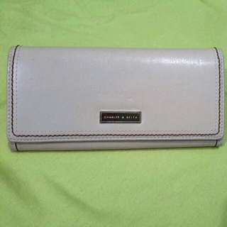 Charles & Keith Wallet ORI