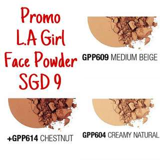 *PROMO* L.A Pro Girl Face Powder